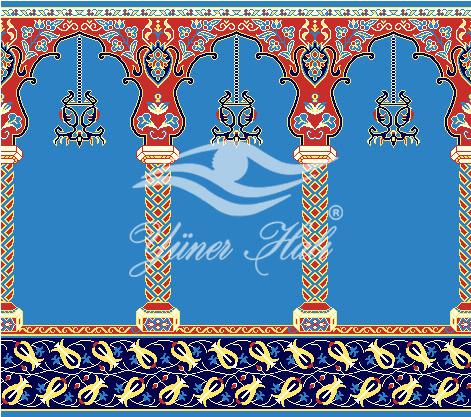 mihraplı cami halısı