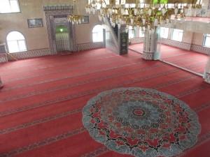 Yün Cami Halısı
